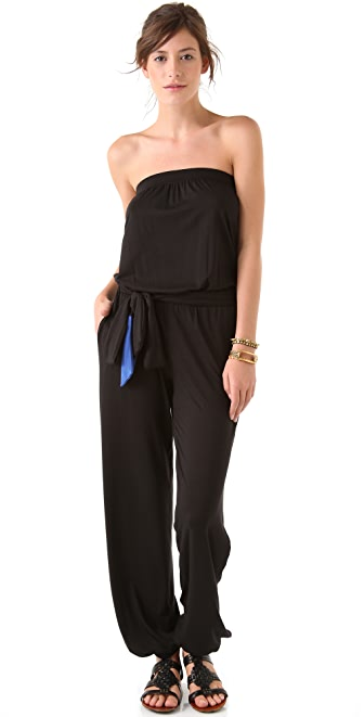 SOLOW Tube Pant Jumpsuit