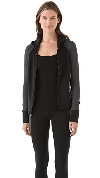 SOLOW Running Zip Jacket