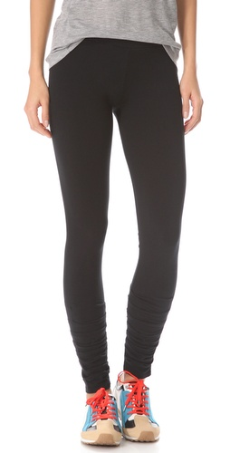 SOLOW Pleated Leggings