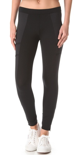 SOLOW Leggings with Mesh