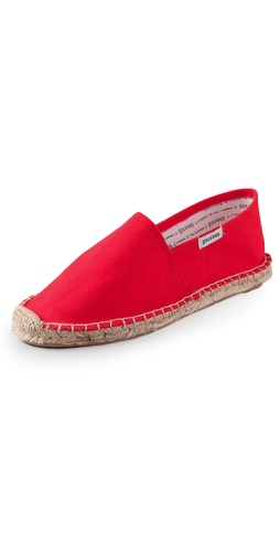 Soludos Dali Flat Espadrilles