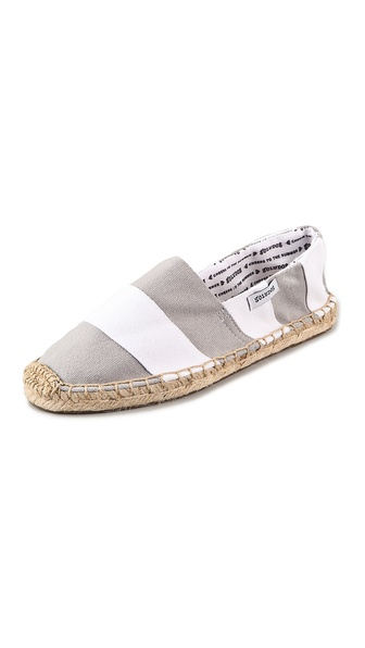 Soludos Barca Flat Espadrilles