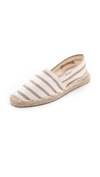 Soludos Classic Stripe Espadrilles