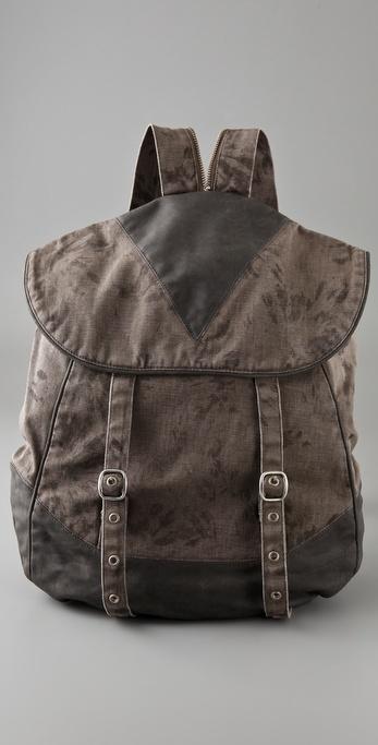 Something Else Tie Dye Backpack