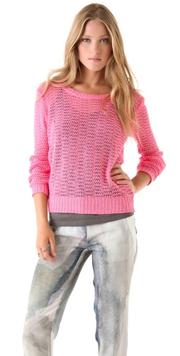 Something Else String Sweater