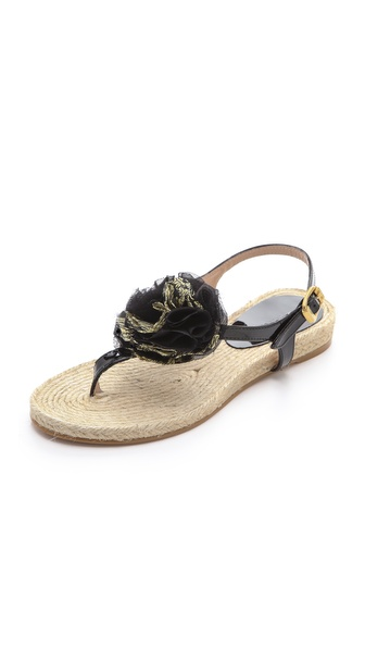 Sonia Rykiel Espadrilles with Flower