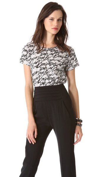 Sonia by Sonia Rykiel Bonsoir Tee