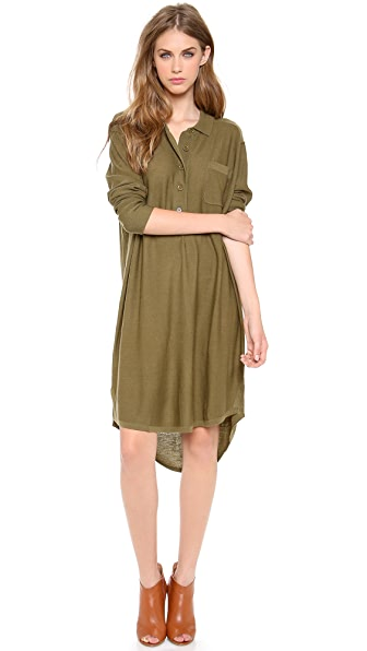 Sonia by Sonia Rykiel Wool Dress