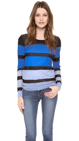 Sonia by Sonia Rykiel Striped Pullover