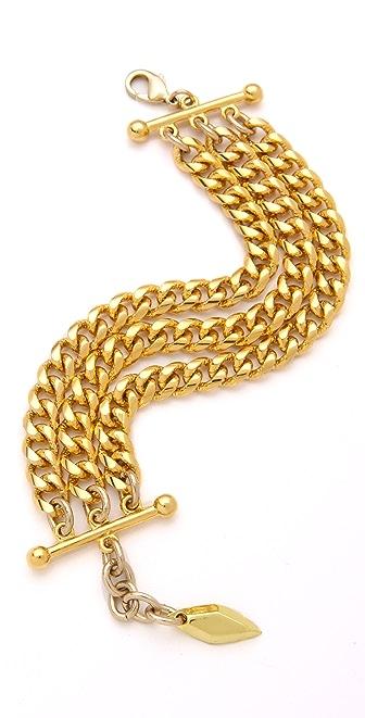 Soo Ihn Kim Damon Chain Bracelet