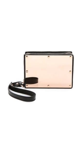Sophie Hulme Box Clutch
