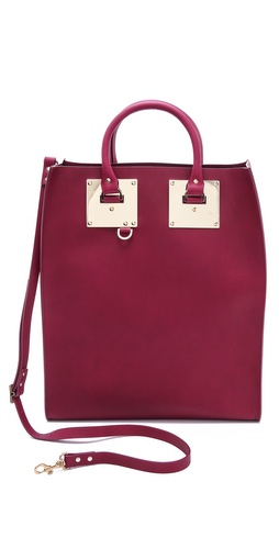 Sophie Hulme Tote Bag at Shopbop / East Dane