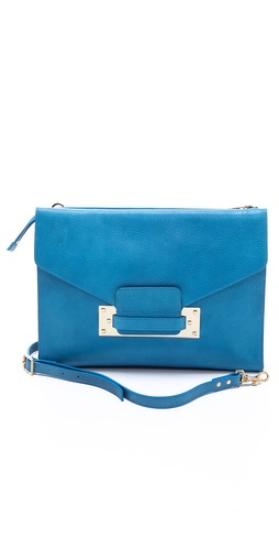 Sophie Hulme Soft Envelope Clutch at Shopbop / East Dane
