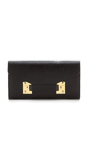 Sophie Hulme Fine Envelope Wallet