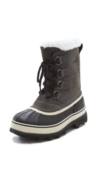 Sorel Caribou Lace Up Boots