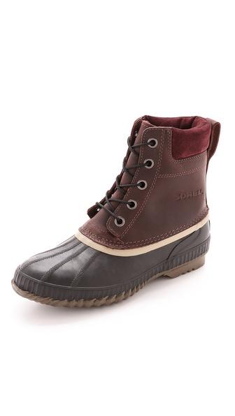 Sorel Cheyanne Full Grain Boots