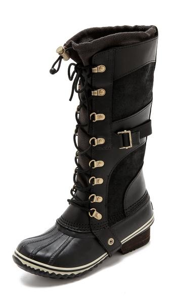 Kupi Sorel cipele online i raspordaja za kupiti Sorel Conquest Carly Boots Black cipele