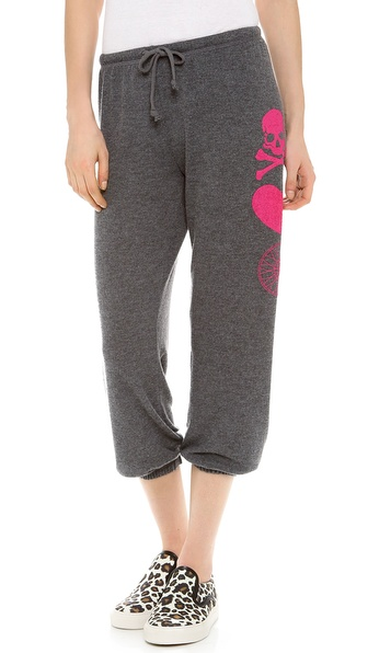 SoulCycle Skull Heart Soul Sweats
