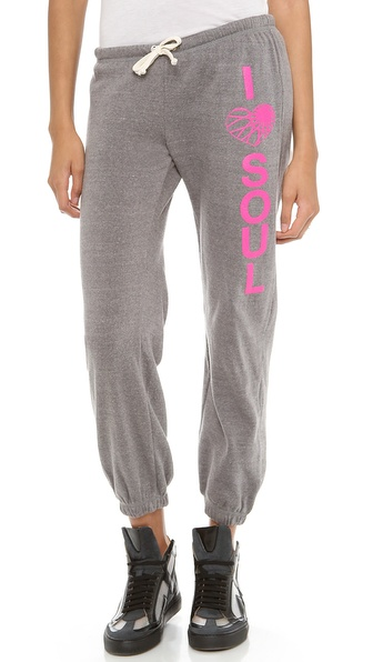 SoulCycle I Heart Soul Sweatpants