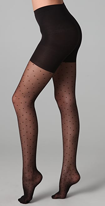 SPANX Swiss Dot Tights