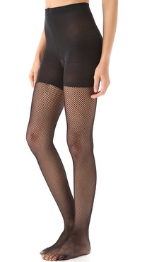 SPANX Tight End Fishnet Tights