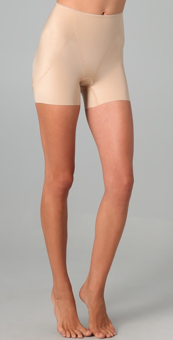 SPANX Slimplicity Butt Boosting Mid Thigh Shaper