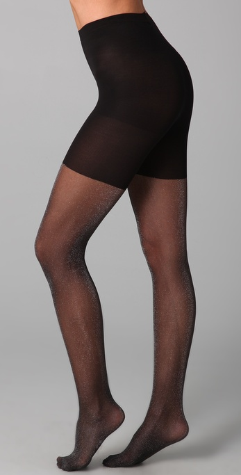 SPANX Metallic Luxe Tight End Tights