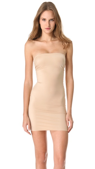SPANX Simplicity Strapless Full Slip