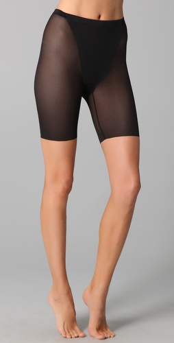 SPANX Haute Contour Sexy Sheer Mid Thigh Bottoms