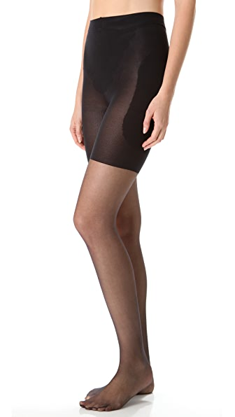 SPANX Sheer Function Booty-Full Sheer Tights