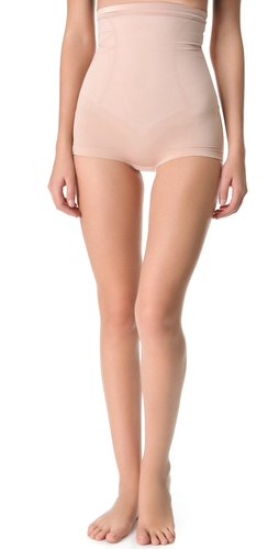 SPANX Slimmer & Shine High Waisted Shaper
