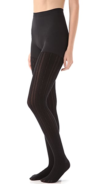SPANX Uptown Tight End Cable Tights