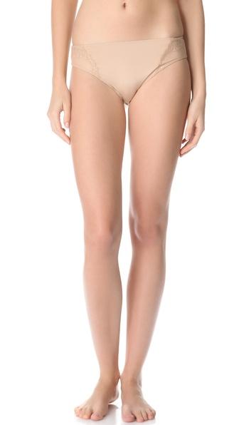 SPANX Hook Up Lace Bikini Briefs