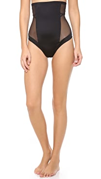 SPANX Oh My Posh! High Waisted Thong