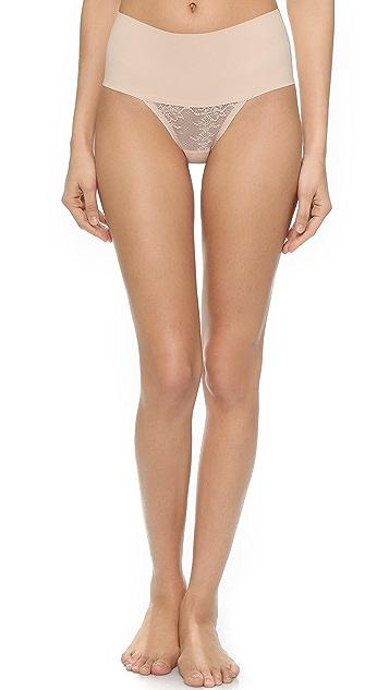 SPANX Undie-Tectable 蕾丝丁字裤