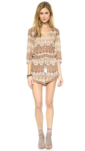 SPELL The Daisy Chain Romper