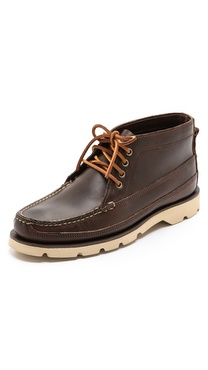 Sperry Top-Sider Made in Maine Boat Chukka Boots