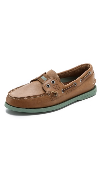 Sperry Top-Sider Gore Laceless Boat Shoes