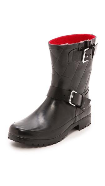 Kupi Sperry Top-Sider cipele online i raspordaja za kupiti Sperry Top-Sider Falcon Quilted Rain Boots Black cipele
