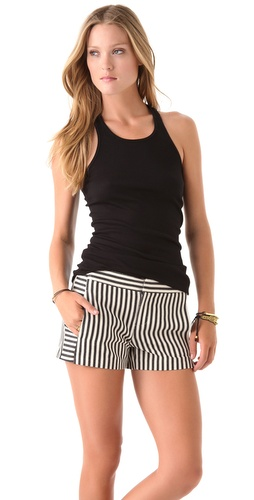 Splendid 2x1 Racer Back Tank Top