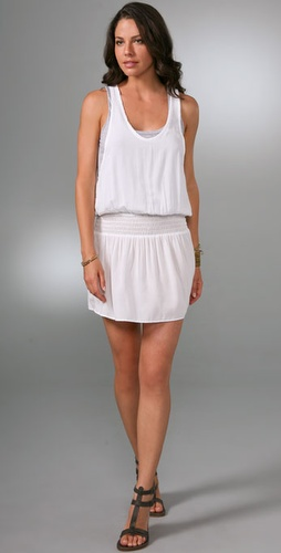 Splendid Layered Tank Dress