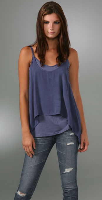 Splendid Very Light & Fashionable Layer Tank