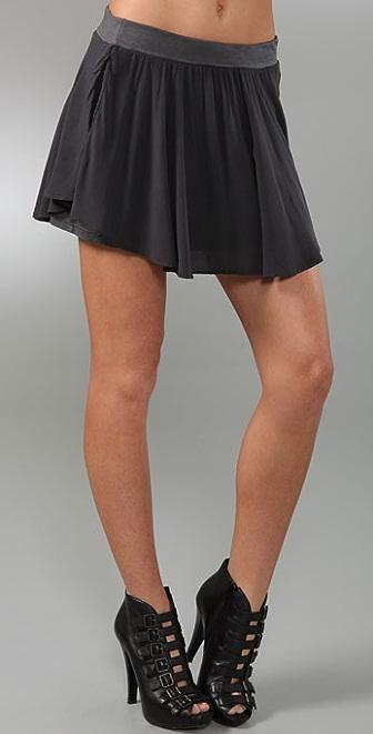 Splendid Very Light & Fashionable Jersey Skirt