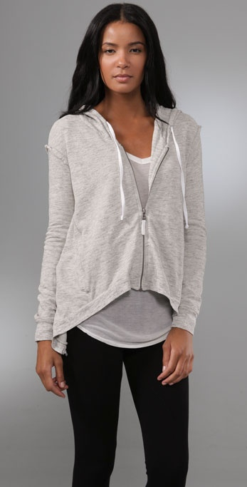 Splendid Vintage Heather Active Hoodie
