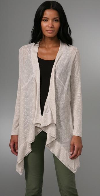 Splendid Loose Knit Cardigan