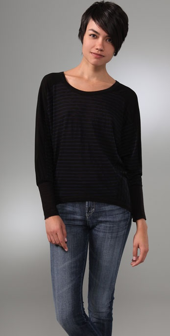 Splendid Oversized Dolman Top