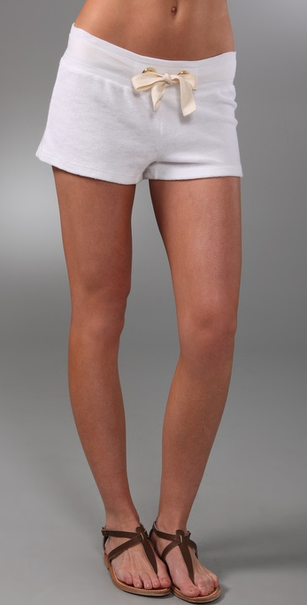Splendid Signature Terry Tina Shorts