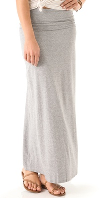 Splendid Heather Maxi Tube Skirt / Dress