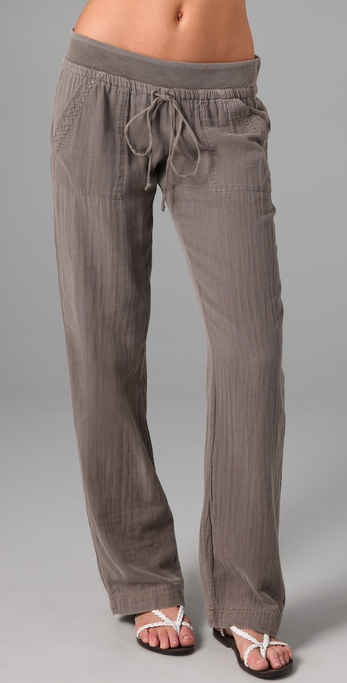 Splendid Vintage Double Gauze Pants