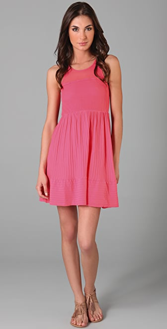 Splendid Shadow Stripe Dress